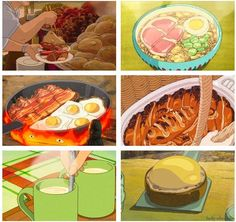 Here's How To Eat Everything You've Ever Wanted From A Miyazaki Film