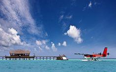 Iru-fushi hotel of Maldives