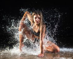 Super girl dancing in the rain art 28 ideas Movement Photography, Dance Photography Poses, People Photography, Creative Photography, Portrait Photography, Ballet Poses, Dance Poses, Dancing In The Rain, Girl Dancing