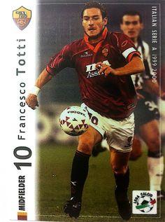 cb628cba3d7 Fransesco Totti 1999 2000  FransescoTotti  asroma