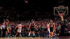 reggie miller pacers vs knicks playoffs nba | knicks in photos nbae getty images relive the pacers knicks playoff ...
