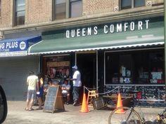 Queens Comfort in Astoria. 593 reviews, 4 stars