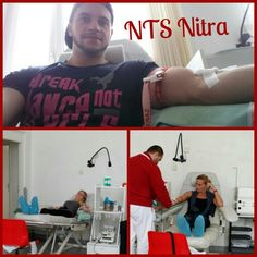 Today we have been donating blood. It's amazing feeling when you know that you will help those people who need it