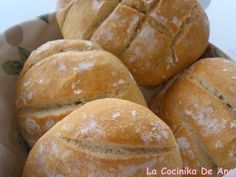 La Cocinika De Ana: Pan artesano en 5 minutos