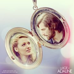 Age of Adaline will make you believe in love! Give in <3 Pre-order on Blu-ray & DVD now! http://lions.gt/adalinedigital