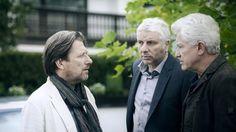 Am Montag gibt es wieder Neues aus München mit einem alten Gesicht: Carlo Menzinger schaut bei Batic & Leitmayr vorbei.  Menzinger, Batic und Leitmayr  (Bild: BR/ Hagen Keller)