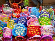 Easter egg traditions - Mexico