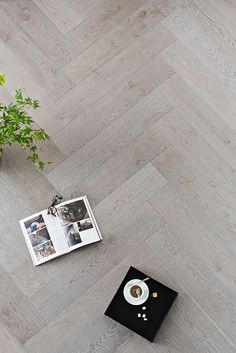 Herringbone hardwood floors by Timberwise. Flooring For Stairs, Living Room Flooring, Parquet Flooring, Wooden Flooring, Vinyl Flooring, Hardwood Floors, Light Wooden Floor, Herringbone Wood Floor, Light Oak