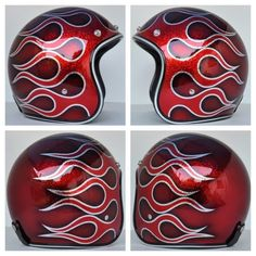 Chemical Candy Customs: SEND US YOUR HELMET...