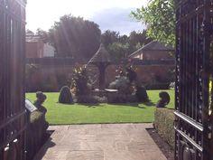 The Gardens of Nottingham University