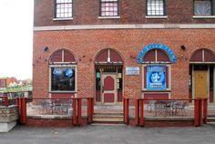 Old City, Oswego, NY Bottle/Pitcher