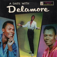 """Richie Delamore ~ """"A Date With Delamore,"""" 1965"""