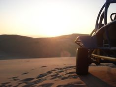 Buggy tour in the sand dunes of Huacachina,Ica, Peru!