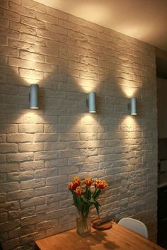 Outdoor lighting, # Exterior lighting When we finally consider the youthful area, many of us Home Lighting Design, Ceiling Design, Home Design, Home Interior Design, Exterior Wall Design, Design Ideas, Outdoor Kitchen Design, Home Decor Kitchen, Kitchen Interior