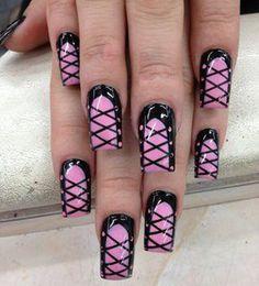Uau!!! Essas unhas definitivamente são para arrasar!!!! Os melhores produtos para suas unhas você encontra em: www.lojadeesmaltes.com.br