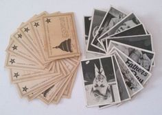 Vintage Lot of 23 Cards The Story of ROBERT F. KENNEDY Gum Card Collectible http://www.medusamaire.com/my-ebay-items/ to see all of Medusa Maire's items for sale!