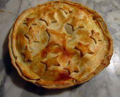 Pear & Brie Pie