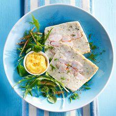 Découvrez la recette terrine de la mer sur Cuisine-actuelle.fr.