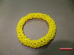 CherryCharm's Kikay Collectible Bangles - Unique handcrafted Bracelets, Necklaces, Pearls and Gift Ideas Bangles, Bracelets, Crochet Earrings, Pearls, Yellow, Unique, Gifts, Collection, Jewelry