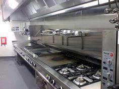 Commercial Kitchen Design Layout