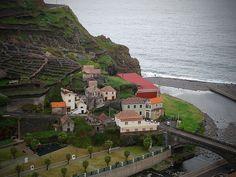 Ribeira da Janela, Madeira Island, Portugal