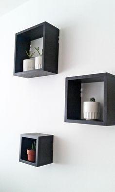 32 best cube shelves images house decorations wall hanging decor rh pinterest com