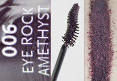Gamme Scandaleyes by Kate Moss (Rimmel London) - Mascara mauve aubergine (teinte Eye Rock Amethyst) #blog #beaute #maquillage #makeup #yeux #mascara #mauve #violet #aubergine #eyerockamethyst #scandaleyes #bykate #rimmel #rimmellondon #revue #test #avis #swatch #swatches http://mamzelleboom.com/2015/01/15/nouveautes-maquillage-yeux-eyeliner-eye-liner-gel-crayon-ombre-paupieres-jumbo-mascara-scandaleyes-by-kate-moss-rimmel-london/