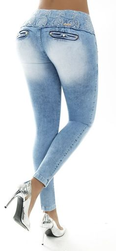 Jeans levanta cola WOW 86233