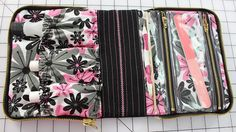 Video Sew-A-Long: Manicure Bag Part 2