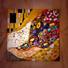 Klimt Art, Gcse Art Sketchbook, Copper Art, Aboriginal Art, Art Journal Inspiration, Mosaic Art, Art Techniques, Doodle Art, Amazing Art