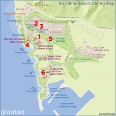 Restaurants near Aulani, A Disney Resort & Spa,in Hawaii. I can not wait till July, Hawaii Here we come !
