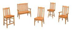 Brookline Chair Styles