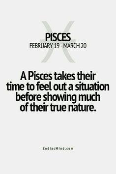 Zodiac Mind - Your source for Zodiac Facts Aquarius Pisces Cusp, Pisces Traits, Pisces Love, Astrology Pisces, Zodiac Signs Pisces, Pisces Quotes, Pisces Woman, Zodiac Mind, My Zodiac Sign