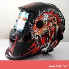 Free Shipping Solar Auto Darkening TIG MIG MMA Welding Mask / Helmet / Welder cap / Face Mask