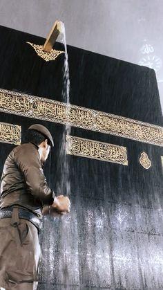 Kutsal mekânımız Kâbe'nin birbirinden güzel fotoğraflarını görmek için tıklayınız. Islamic Images, Islamic Pictures, Islamic Art, Islamic Wallpaper Hd, Mecca Wallpaper, Wallpaper Space, Muslim Pray, Muslim Religion, Islam Muslim