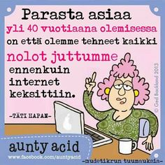 The best antics of Aunty Acid memes are hear so check the list now. - The best memes of Aunty Acid Aunty Acid, Funny Cartoons, Funny Jokes, Funny Sayings, Crazy Sayings, Wine Sayings, Funny Emoji, Funny Minion, Political Cartoons