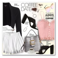 """Coffee Date"" by sneky ❤ liked on Polyvore featuring CoffeeDate"