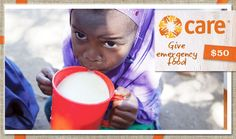 Foods high in protein and calories help severely malnourished children gain weight and build strength. this ready-to-use food has saved the lives of thousands of malnourished children around the world. $50