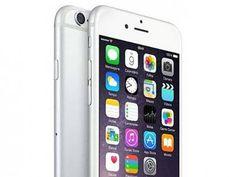 """iPhone 6 Apple 16GB Prata Tela 4,7"""" Retina 4G - Câmera 8MP + Frontal iOS 8 Proc. M8 Touch ID com as melhores condições você encontra no Magazine Shalomana. Confira!"""