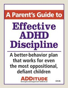 Nothing seems to work. You take away electronics or special activities, and he couldn't care less. You try rewards, points, praise, consequences — nothing seems to turn around his behavior. Don't give up hope — this new eBook from ADDitude is full of strategies and solutions designed for defiant kids.