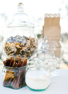 brown and white dessert table ideas http://www.weddingchicks.com/2013/08/29/the-lyford-house/