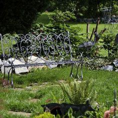Garten Sichtschutz Weidenmatten | Dekoration | Pinterest | Weidenmatten,  Sichtschutz Und Gärten