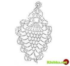 crochet earrings pattern