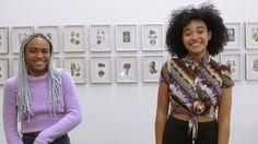 Artist Lorna Simpson, Art Hoe's Mars and Amandla Stenberg