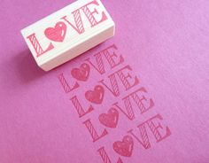 Wedding invitation Rubber stamp DIY by JapaneseRubberStamps