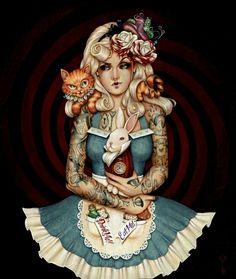 Tattood alice