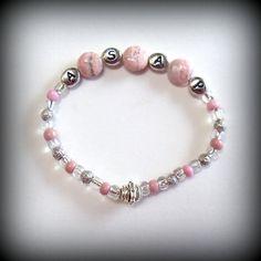 ASAP - Always Say A Prayer - Pink girls bracelet - Easter bracelet