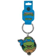 Teenage Mutant Ninja Turtles Leonardo Keyring