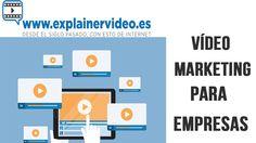 #VideoMarketingParaEmpresas Sabes que el vídeo marketing te ayuda a la hora de #AumentarTusVentas ? Y que es el método de #EstrategiaDigital más económico?  Vídeo Marketing para empresas
