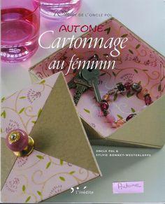 Gallery.ru / Фото #1 - Cartonnage au feminin - irchen